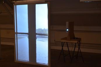 Matthew Bamber, Laugharne Window, 2014